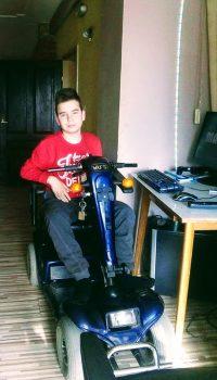 Luka Duncić, 13 godina