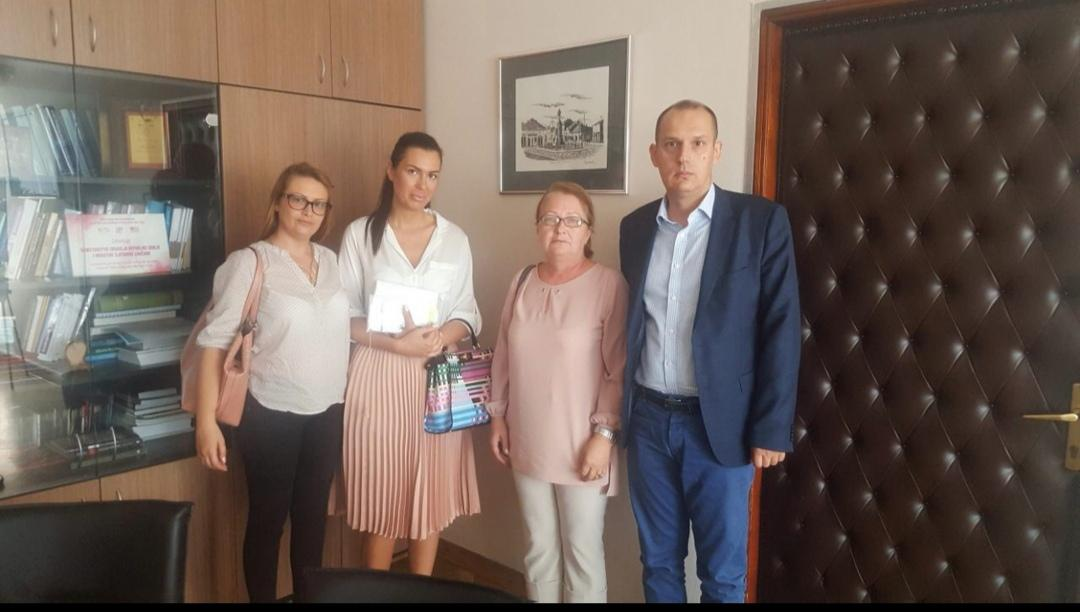 Udruženje SMA Srbija, sastanak sa ministrom zdravlja